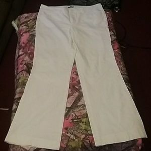 Lilly cotton pants